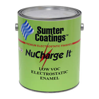Nucharge It Low Voc Electrostatic Enamel