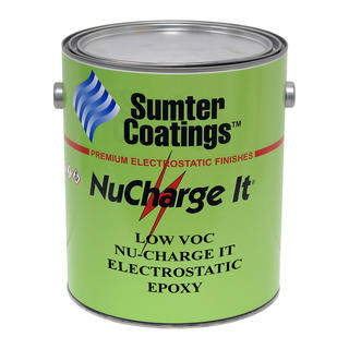 Nu Charge It Low Voc Electrostatic Epoxy
