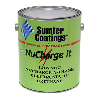 Nucharge A Thane Ii Low Voc Electrostatic Finish Coat
