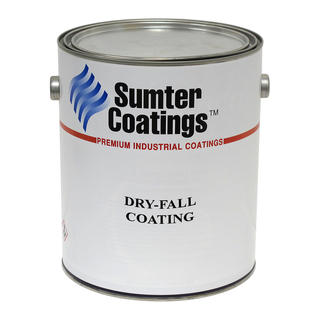 Dry Fall Coating