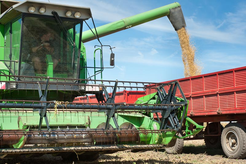 Agriculture Equipment Coatings