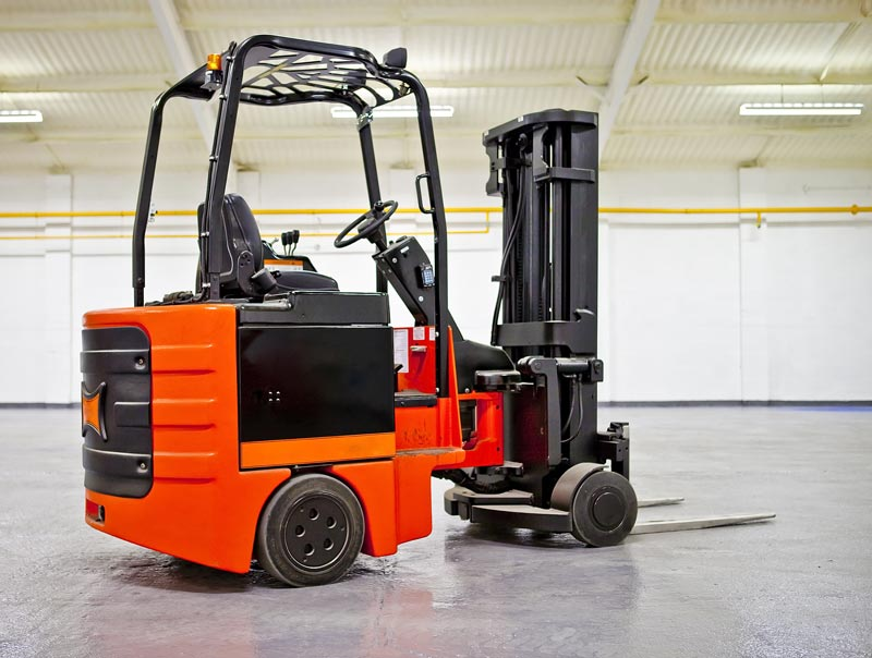Forklift Coatings