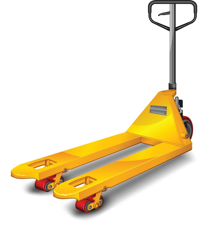 Pallet Truck Coatings