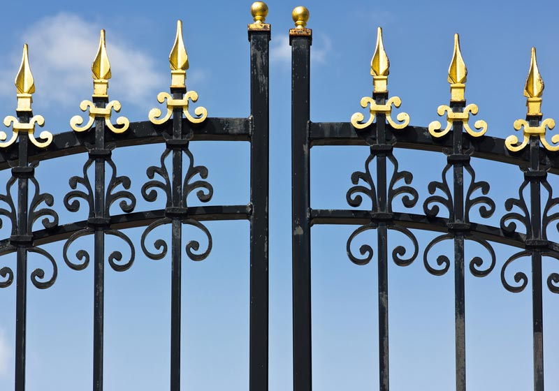 Ornamental Iron coating distributors